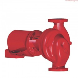 604-S Bell & Gossett 1/4 Hp Circulador para Agua Caliente 1-1/4 x 1-1/4 x 5-1/4