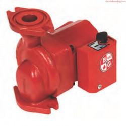 NRF-25 Bell & Gossett 1/20 Hp Circulador para Agua Caliente de Rotor Húmedo de 3 velocidades Parte Número 103251; a Xylem Brand