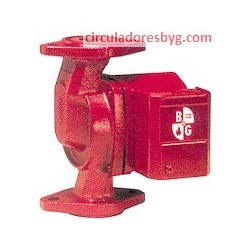 NRF-45 Bell & Gossett 1/6 Hp Circulador para Agua Caliente Parte Número 103404